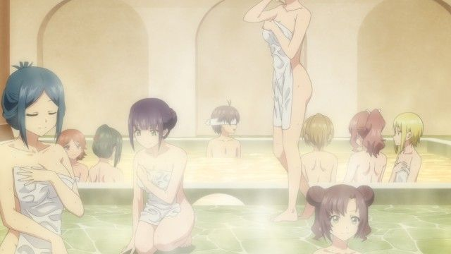 Let's Go to the Hot Springs