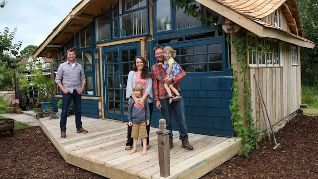Barn, Retirement Minivan & Observatory
