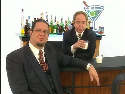 Penn and teller holier than thou
