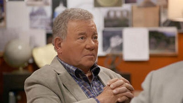 William Shatner Meets Ancient Aliens