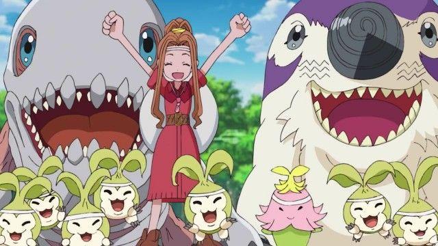The Digimon School Under Attack