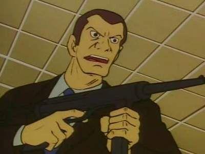 Woman 007 VS Brocken devilish homicide
