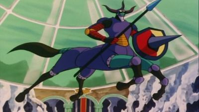 Abducted Mazinger Z
