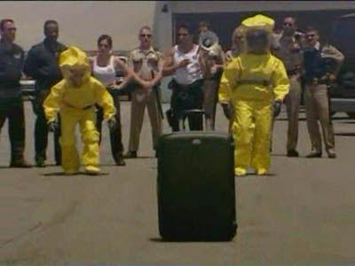 Terrorist Training (2)