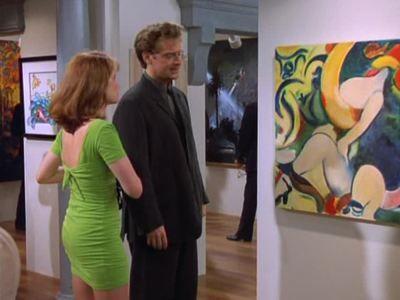 Caroline and the Gay Art Show
