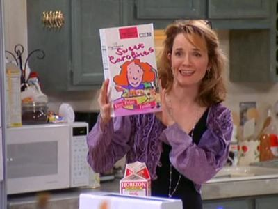 Caroline and the Cereal