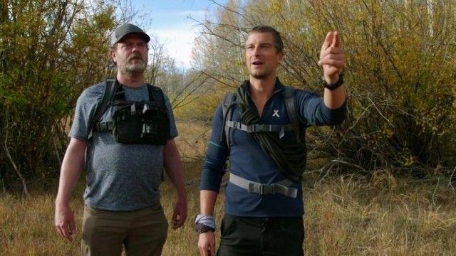 Rainn Wilson in Utah's La Sal Mountains