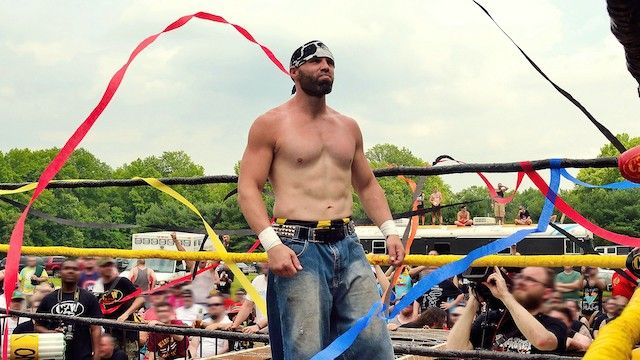 The Ultra-Violence of Nick Gage