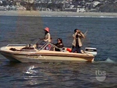 Jimmy and the Amazing Technicolor Dream Boat