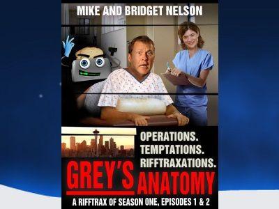 Grey's Anatomy: Pilot (2)