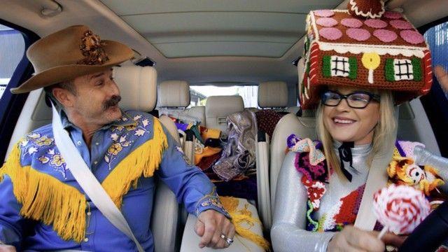Patricia Arquette & David Arquette