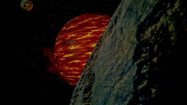 Mystery of Alien Worlds