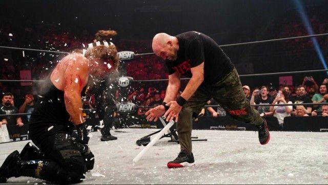 AEW Dynamite 95 - Fight for the Fallen 2021