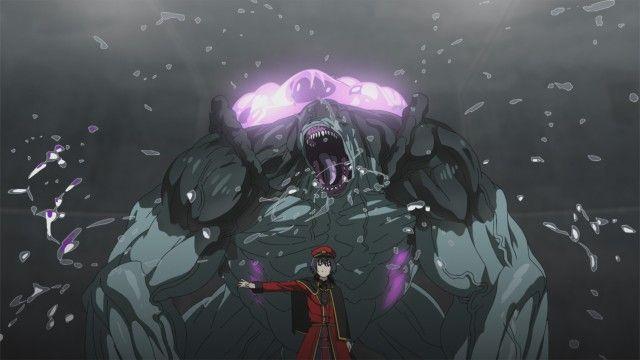 Crimson Devil, Ice Queen