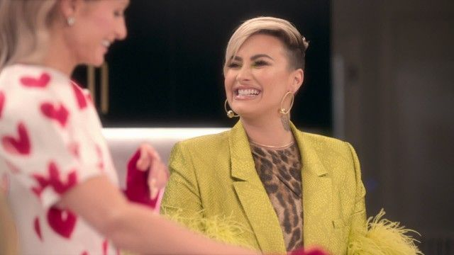 Italian Night with Demi Lovato