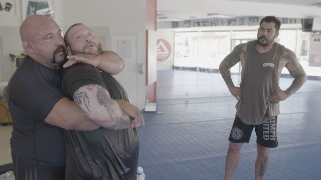 Training Day With Action Bronson