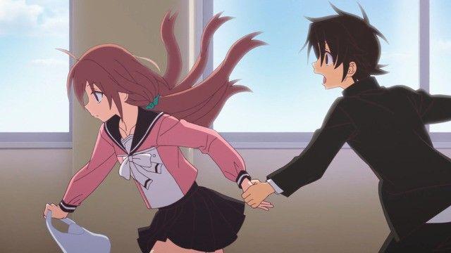 Koushi, at a Loss / Koushi Goes Back to School