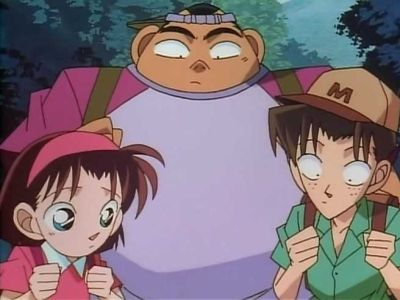 The Detective Boys Hiking Trip Case