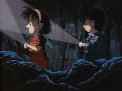 Desperate Revival: Cavern Of The Detective Boys
