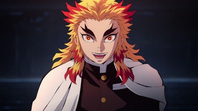 Flame Hashira Kyojuro Rengoku