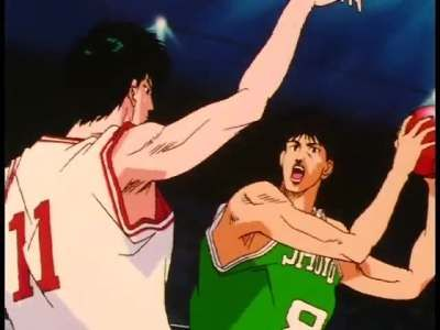 Shoyo Coach Enters the Court
