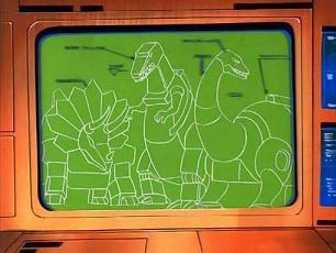 S.O.S. Dinobots