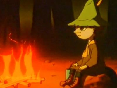 Hurry Up Snufkin