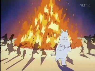 The Midwinter Bonfire