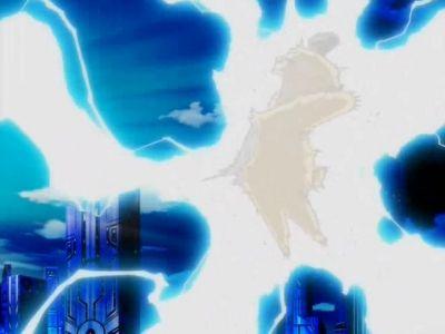 Raging Zeon! Two Fates. Gash's Secret