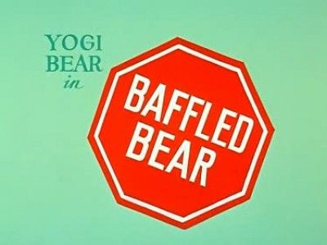 Baffled Bear