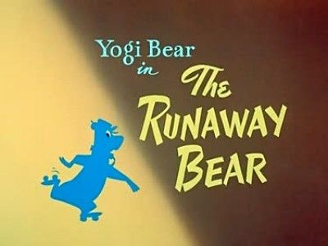 The Runaway Bear