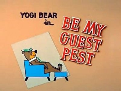 Be My Guest Pest