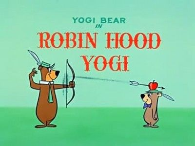 Robin Hood Yogi