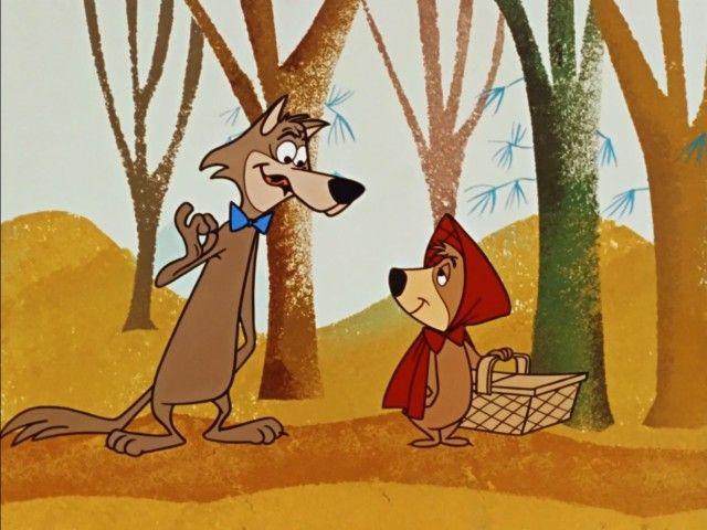Hoodwinked Bear
