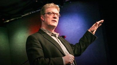 Sir Ken Robinson - How schools kill creativity