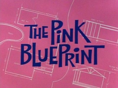 The Pink Blue Print