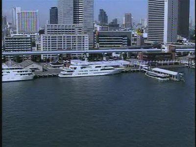 Tokyo's Sky City