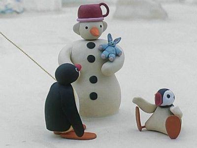 Pingu Teases Pinga
