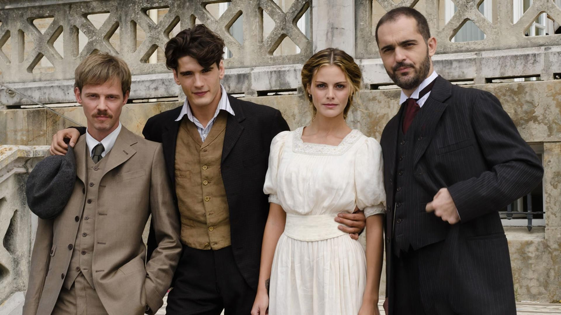 Das Hotel Serie