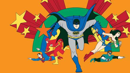 Secret Origins of the Superfriends