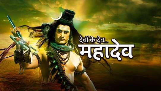 Dev Kampan enlightens Lohitang about Tridev