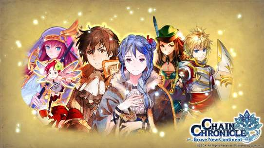Chain Chronicle: The Light Of Haecceitas