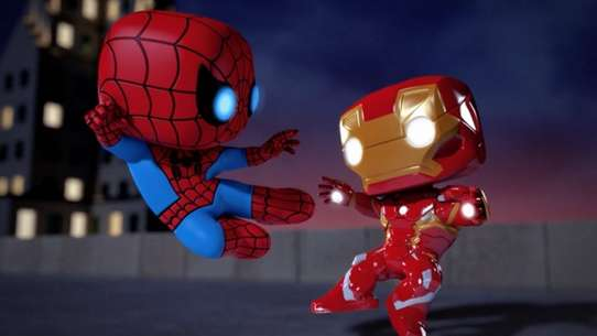 Marvel Funko Shorts