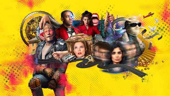 Doom Patrol