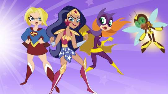 DC Super Hero Girls (2019)