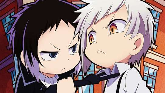 Bungo Stray Dogs Wan!