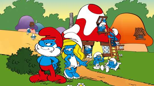 Smurf On The Wild Side (4)