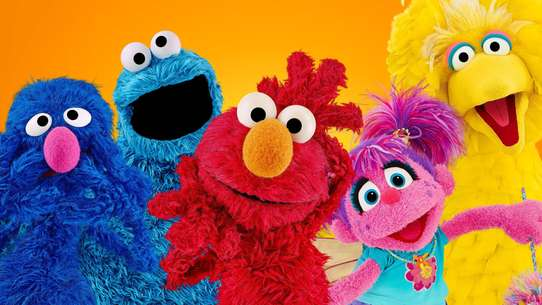 Game Day on Sesame Street