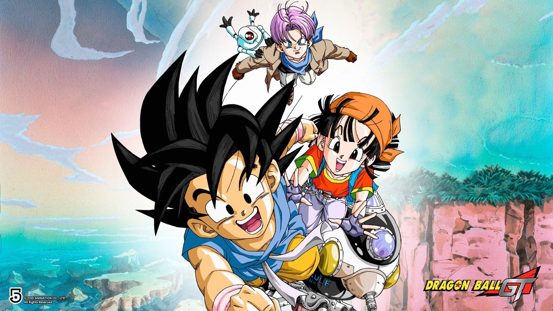 Best Dragon Ball Gt Episodes Episode Ninja
