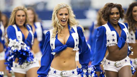 Dallas Cowboys Cheerleaders: Making the Team